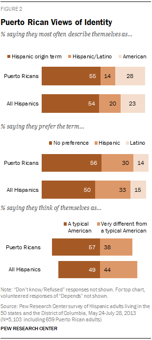 Puerto Rican Views of Identity